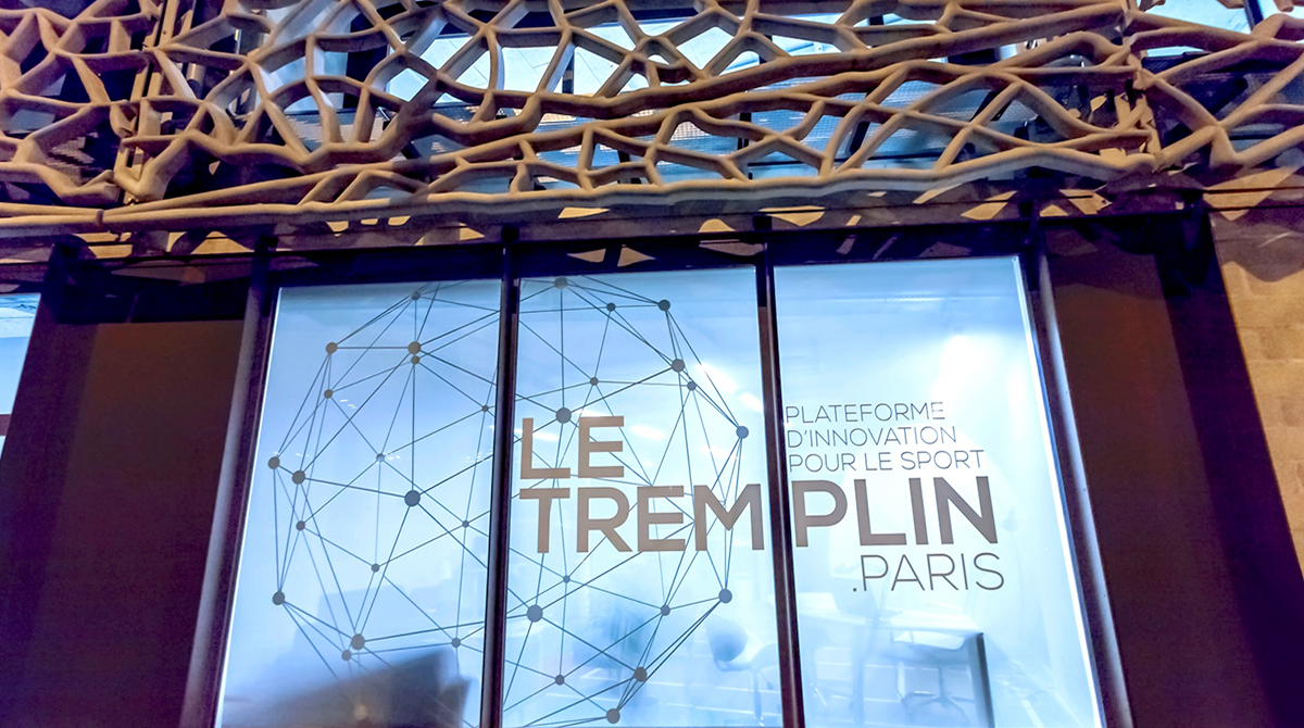 Le Tremplin incubation plateform by Paris&Co